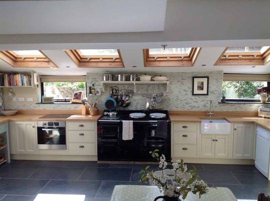 Combe Martin Kitchen